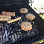 Burgers and brats