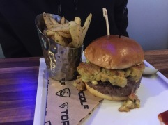 The Mac Daddy Burger