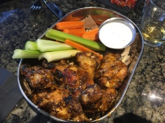 "Grilled ""Backyard"" Wings"